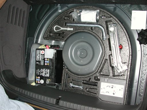 Build Audi Q5 >> The Audi TT Forum • View topic - No Spare Tyre