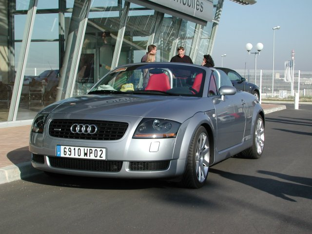 The Audi Tt Forum View Topic Colour Choice For Roadster