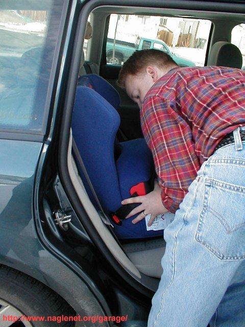 Isofix Seat Installation