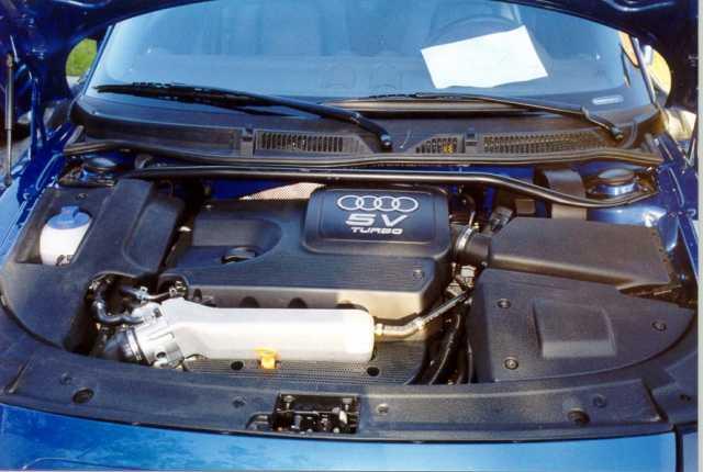 VWVortex com - Is my TT 180 or 225 hp???