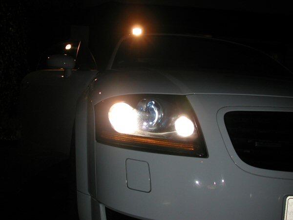 The Audi Tt Forum View Topic Xenon Look Main Beam And Fog