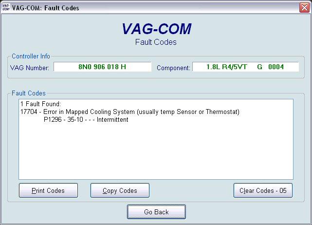 Error Code P0118: Engine Coolant Temperature Circuit High Input