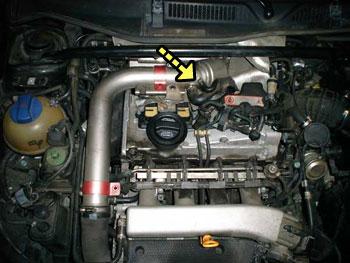 Audi Tt 225 Quattro Timing Belt Ribbed Belt Tensioning