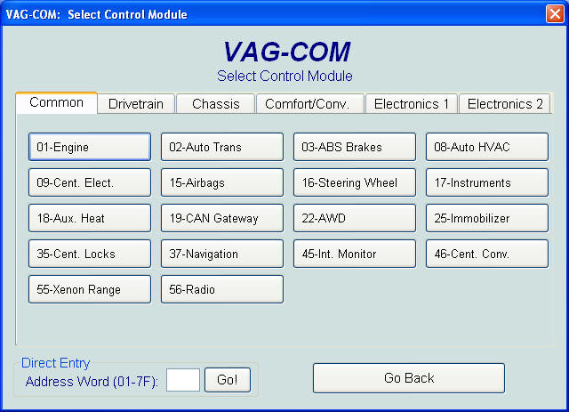 Software vag com